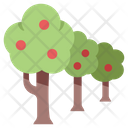 Tree farm Icon