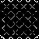 Tree grid Icon
