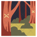 Tree Mark Tree Wood Icon