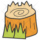 Tree Stump Icon