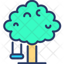 Tree Swing Icon