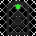 Tag Tree Icon