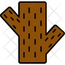 Log Trunk Tree Trunk Icon