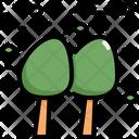 Tree Air Wind Icon
