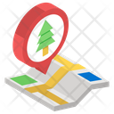 Data Visualization Treemap Treemap Chart Icon