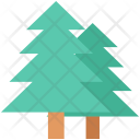 Trees Fir Pine Icon