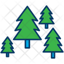 Trees Forest Pine Tree Icon