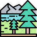 Trees Tree Forest Icon