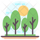Trees Plant Botany Icon