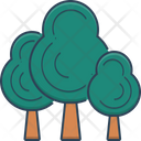 Trees Plant Greenstuff Icon