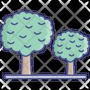 Ecology Nature Shrubbery Icon