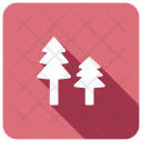 Trees Garden Nature Icon