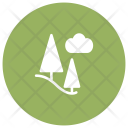 Trees Plant Nature Icon