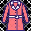 Trench Coat Icon