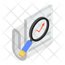 Trend Analysis Case Study File Review Icon