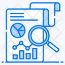 Trend Analysis Trend Chart Data Analysis Icon