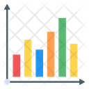 Data Growth Business Growth Data Analytics Icon