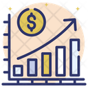Financial Report Data Analytics Business Report Icon