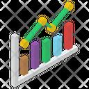 Trend Graph Icon