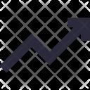 Trending Stock Graph Icon