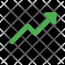 Trending Up Arrow Icon