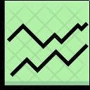Trending Graph Graph Chart Icon