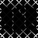 Tri Folded Map Icon