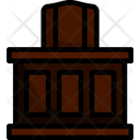 Line Outline Trial Icon