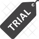 Trial Label Product Icon