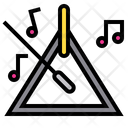 Triangle Shape Geometry Icon