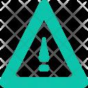 Triangle Warrning Error Icon