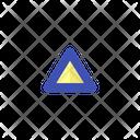 Arrow Arrow Up Chevron Icon