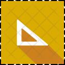Draw Protractor Design Icon