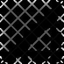 Triangle Ruler Square Icon