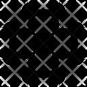 Network Diagram Pattern Icon
