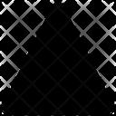 Triangle Camera Setting Icon