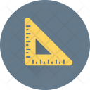 Geometry Triangle Design Icon