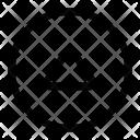 Triangle Up Arrow Icon