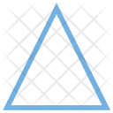Triangle Shape Geometrical Icon