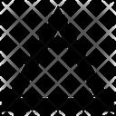 Triangle Mini Icon