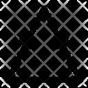Triangle Isosceles Trigonometry Icon