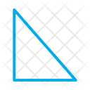 Geometrical Shape Triangle Shape Icon