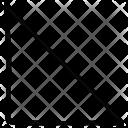 Triangle Shape Geometric Icon
