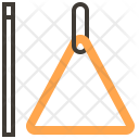 Triangle Music Sound Icon
