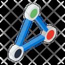Graphical Representation Data Visualization Data Analysis Icon