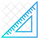 Triangle Ruler Triangle Ruler Icon
