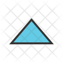 Triangle up Icon
