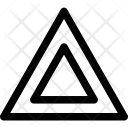 Triangles Pattern Icon