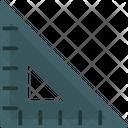 Pyramid Polygon Triangle Icon