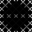 Triangular Arrows Icon